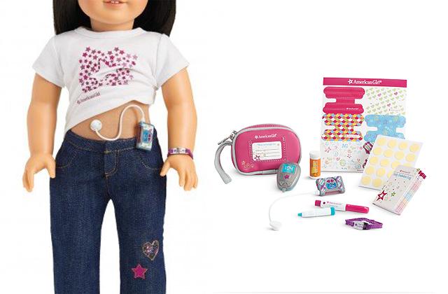 Már a játék babák is lehetnek cukorbetegek