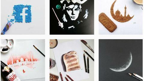 Amit ez a művész csinál az ételekkel, azt nem csinálja senki sem utána – képek