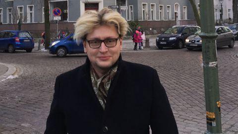 Varnus Xavér Berlinbe költözött