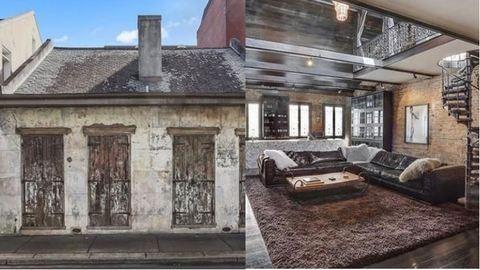 9 ház, ami kívülről nagyon lelakott, de belül úgy tündököl, hogy arra nincsenek szavak – képek