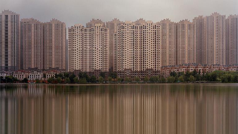 Ilyen lehet a Föld egy apokalipszis után – képek kínai szellemvárosokról