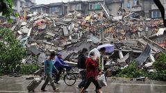 Tajvani földrengés – Száztíz felett a halottak száma