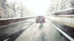 Időjárás: ma még havazhat is