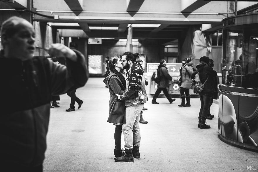 Csodás fotók szerelmespárokról