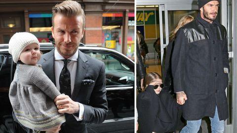 Ilyen nagylány lett Harper Seven Beckham – cuki képek vasárnapra