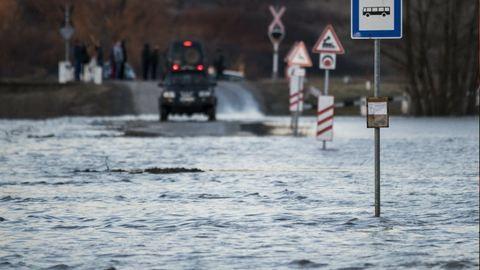 Árvízhelyzet Borsodban