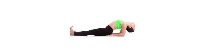 7 egyszerű jógapóz nyakfájás ellen