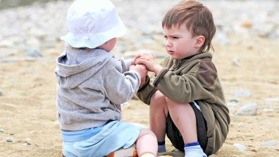 Agresszívebbek azok a gyerekek, akinek féltestvére vagy mostohatestvére van - új tanulmány