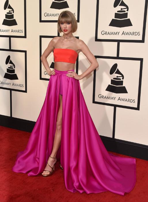 Az idei Grammyn az énekesnő volt az egyik legnagyobb sztár