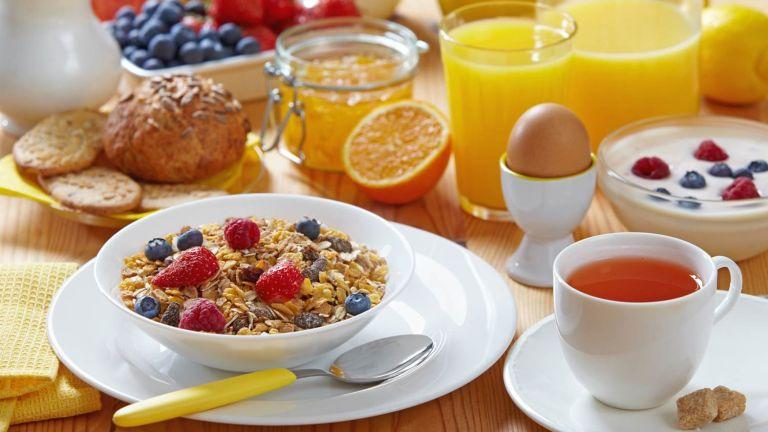A reggeli berúgja az anyagcserét