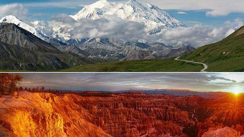 15 csodás nemzeti park, amit neked is látnod kell – képek