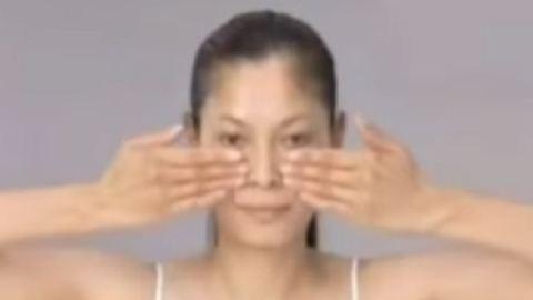 10 évet fiatalodhatsz a japán arcmasszázzsal – videó