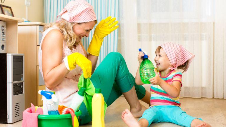 A túlzott tisztaság is rontja a hasznos baktériumok lehetőségeit a megtelepedésre