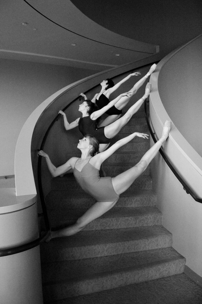 Csodás és felemelő fotók a balett világából