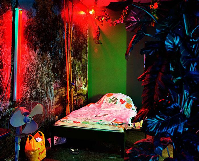 18+: Így néz ki egy bordélyház belülről - fotók