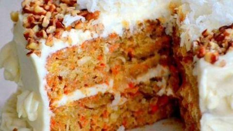 Húsvéti sütemény: megunhatatlan répatorta