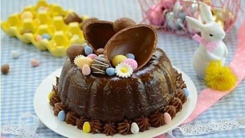 Húsvéti sütemények: készíts különleges csokitortát az ünnepekre