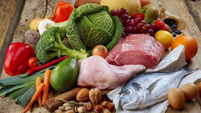 A paleo étrend egy képben
