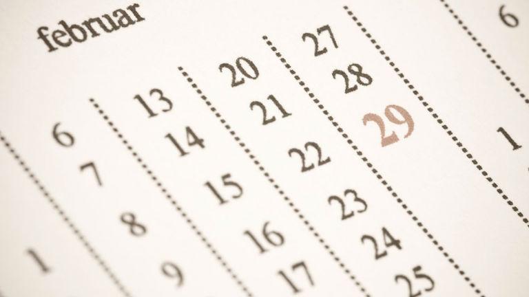 Szökőnap: így változnak a névnapok februárban