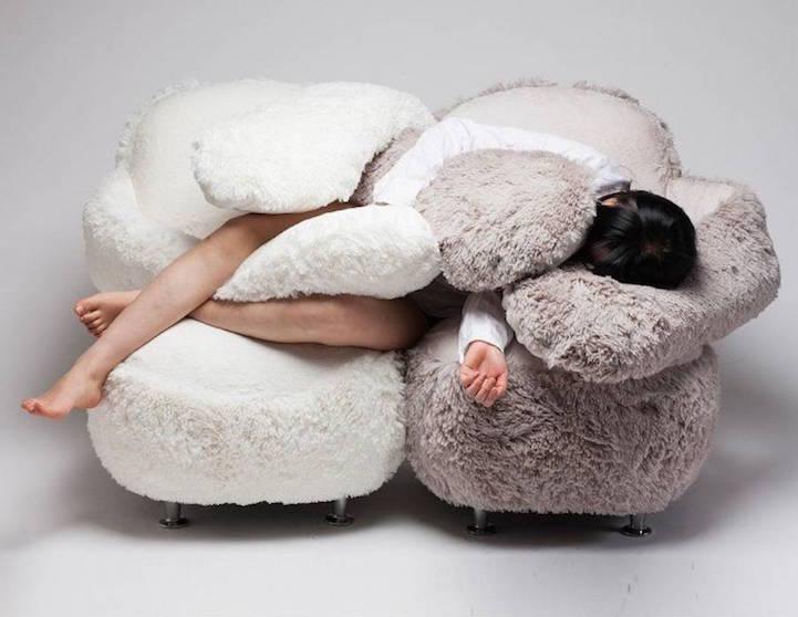 Téged is szívesen megölel ez a dizájnos fotel