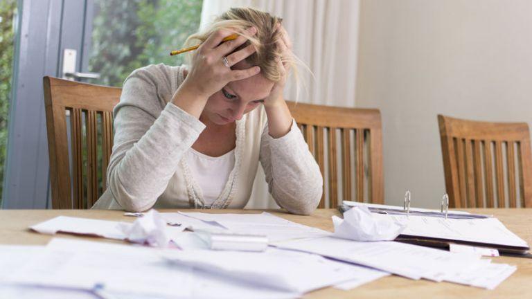 Az anyagi gondok súlyos stresszforrásnak számítanak
