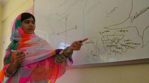"""Malala Juszufzai: """"Megígértem magamnak, hogy jobb országgá teszem a hazámat"""""""