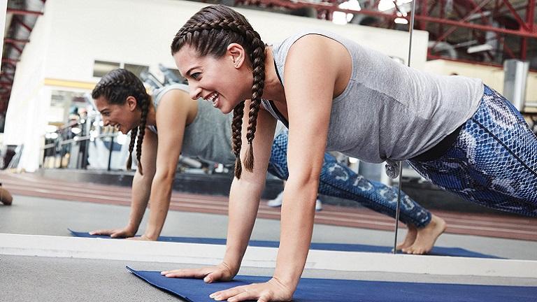 Tényleg orgazmusod lehet edzés közben!