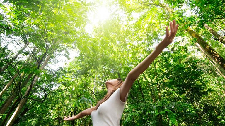 Egészségesebb lehetsz, ha több időt töltesz a természetben