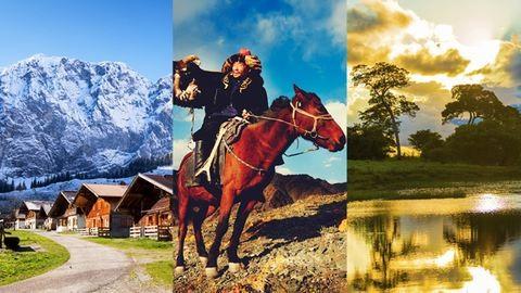 A legszebb helyek, ahova minden újrakezdőnek el kell látogatni