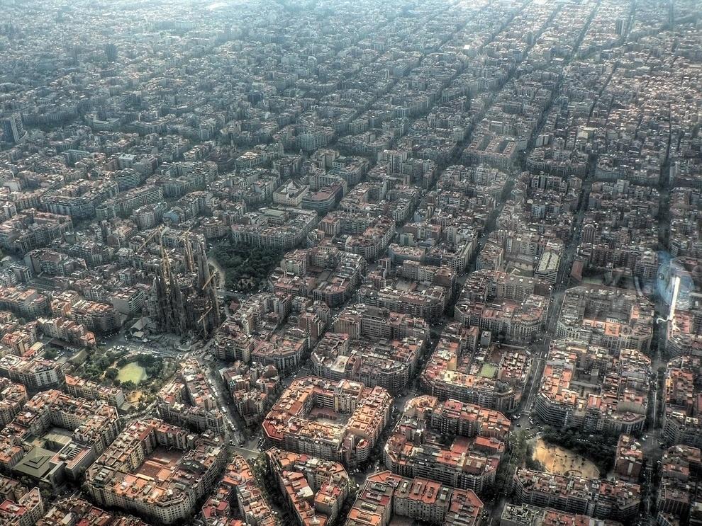 Csodálatos légifotók a világ különböző területeiről