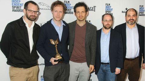 A Saul fia nyerte a független Oscart