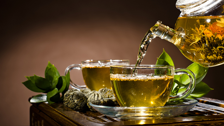 Így is fel lehet használni a zöld teát