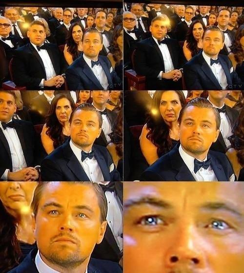 Oscar 2016: itt vannak a legviccesebb mémek és képek Leonardo DiCaprio öröméről