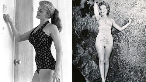 Ilyen szexik voltak az 50-es években a nők – fotók