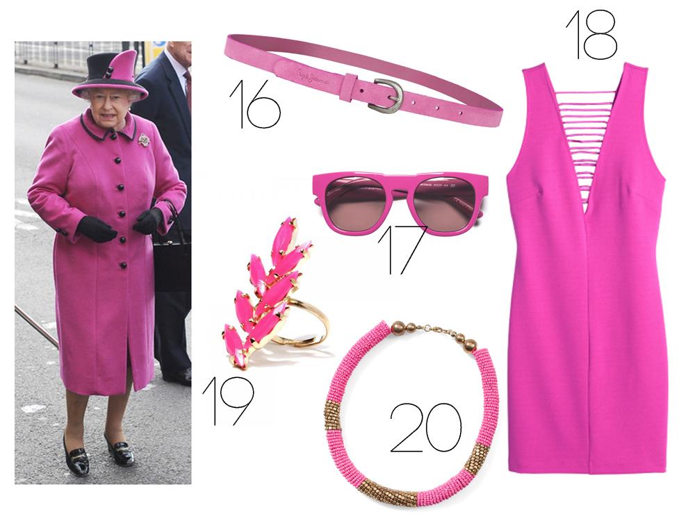 Használd úgy a színeket mint II. Erzsébet!