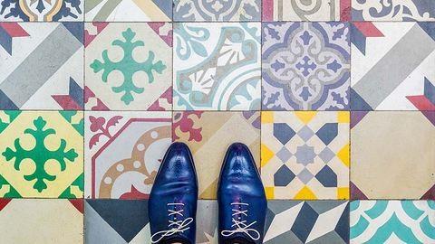 Gyönyörködj Barcelona csodás mozaikpadlóiban!
