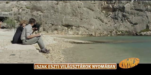 Iszak Eszter és az új örület, a screenshot turizmus