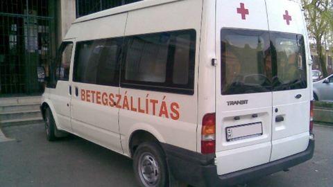 Fél nap késéssel érkeztek a betegszállítók Szegeden