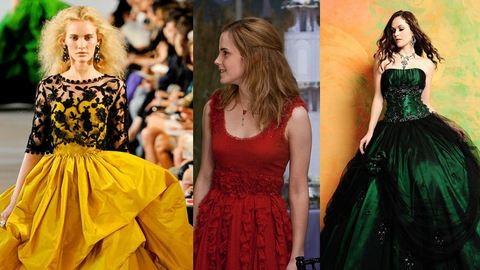 21 mágikus esküvői és báli ruha a Harry Potter-rajongóknak – képek