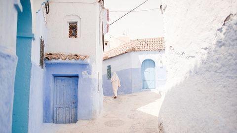 Nézegess képeket a pasztellszínekben úszó Marokkó tájairól!