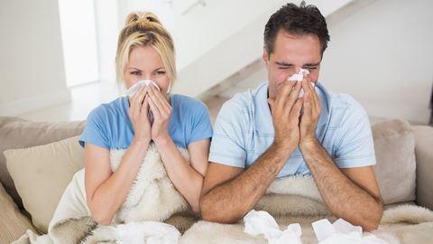 Levonulóban van az influenzajárvány
