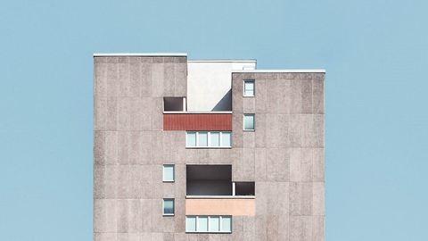 Így néznek ki a berlini panelházak csúcsai – lenyűgöző fotók