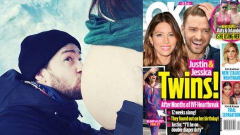 Justin Timberlake és Jessica Biel: ikreik lesznek – ezt mondják