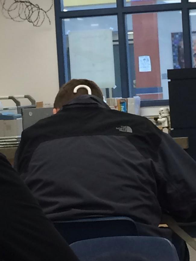 Ezekre az emberekre tényleg ráférne a pihenés - vicces fotók