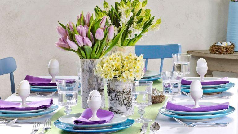 Terítékötletek húsvétra