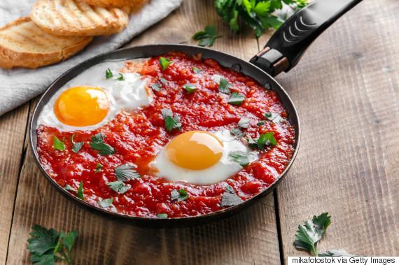 6 ínycsiklandozó tojásos reggeli