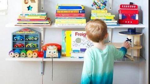 6 dolog, amit most azonnal kidobhatsz a gyerekek szobájából