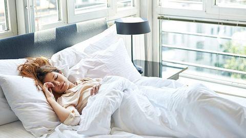 Az ideális hálószobai hőmérséklet az elalvásban is segít