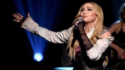 Bármire képes a fiáért harcoló Madonna