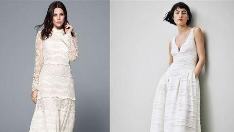 Ilyenek lesznek a H&M 2016-os esküvői ruhái – képek